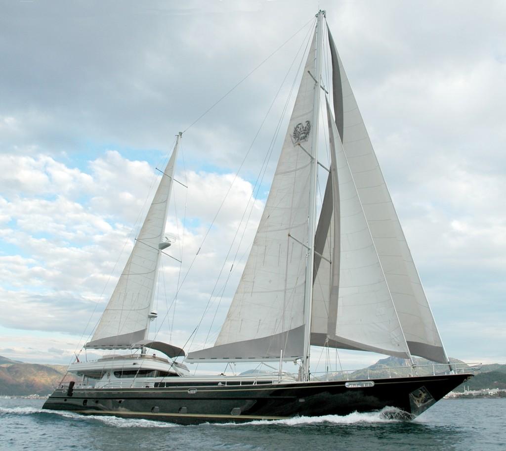 suheyla sultan sailing boat