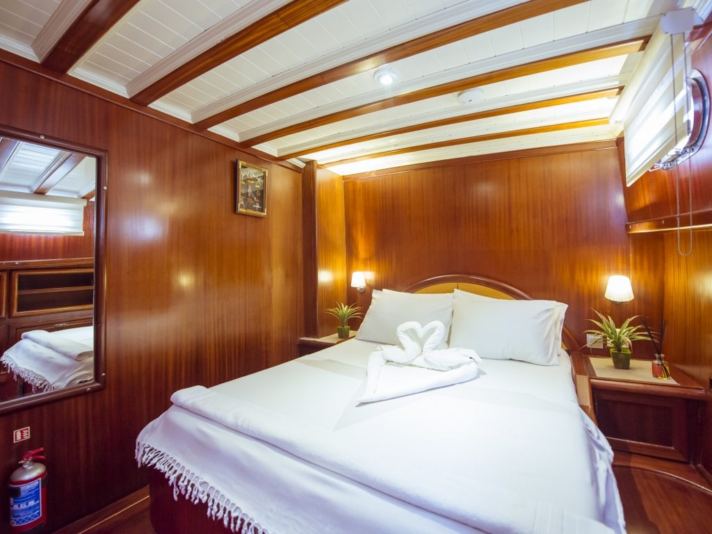 Yüce Bey Double Cabin 2